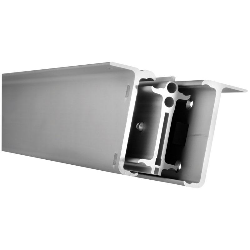 Rallonge:2 x 500 mm POTTKER Coulisses de table /à ouverture synchronis/ée